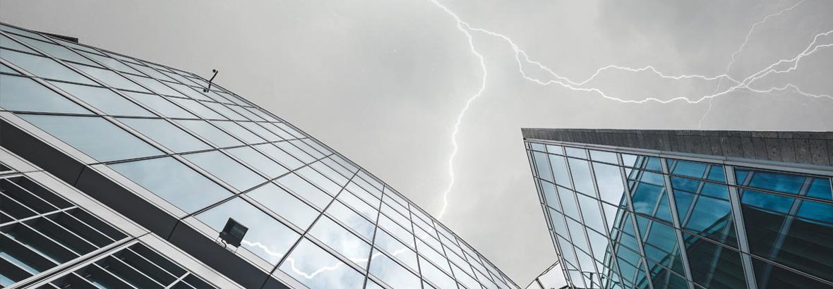 Internal lightning protection systems